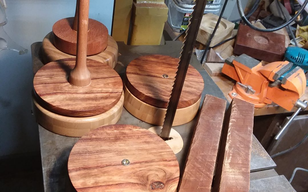 Yarn Spindles (yarn holders)